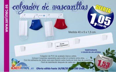 COLGADOR DE MASCARILLAS